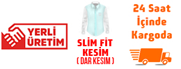 Slim Fit Kesim